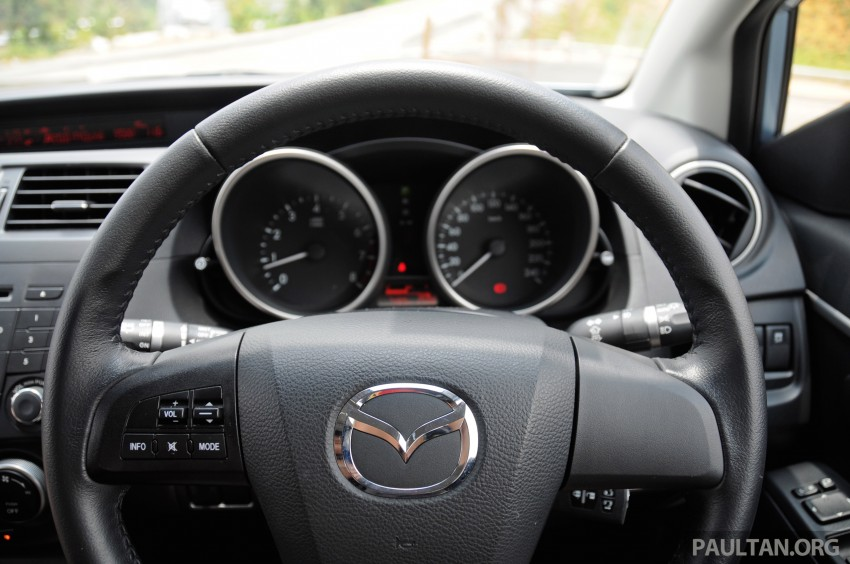 Mazda 5 SkyActiv launched in Malaysia – RM157,279 Image #248781