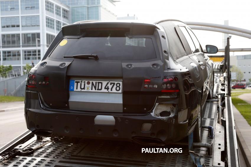 SPYSHOTS: Mercedes-Benz C-Class plug-in hybrid Image #246566