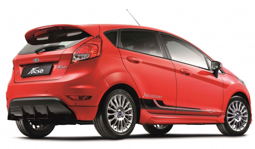 Ford Fiesta 1.0 EcoBoost launched – RM93,888 Image #245565