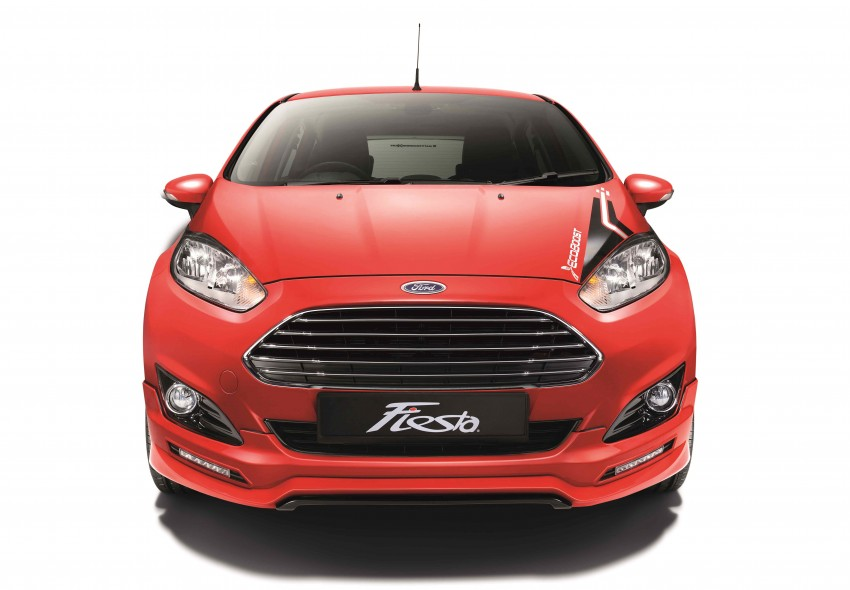 Ford Fiesta 1.0 EcoBoost launched – RM93,888 Image #245567