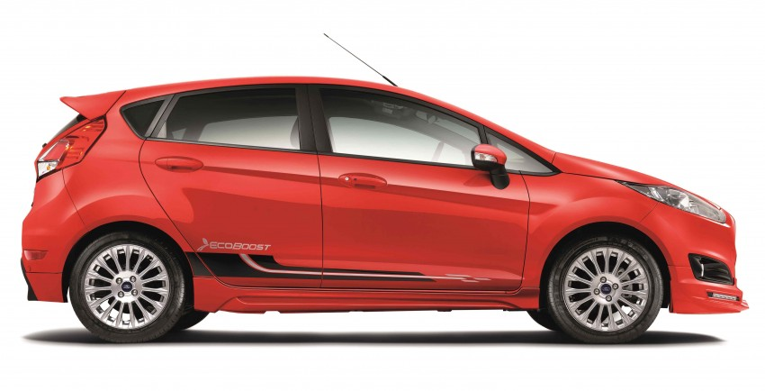 Ford Fiesta 1.0 EcoBoost launched – RM93,888 Image #245569