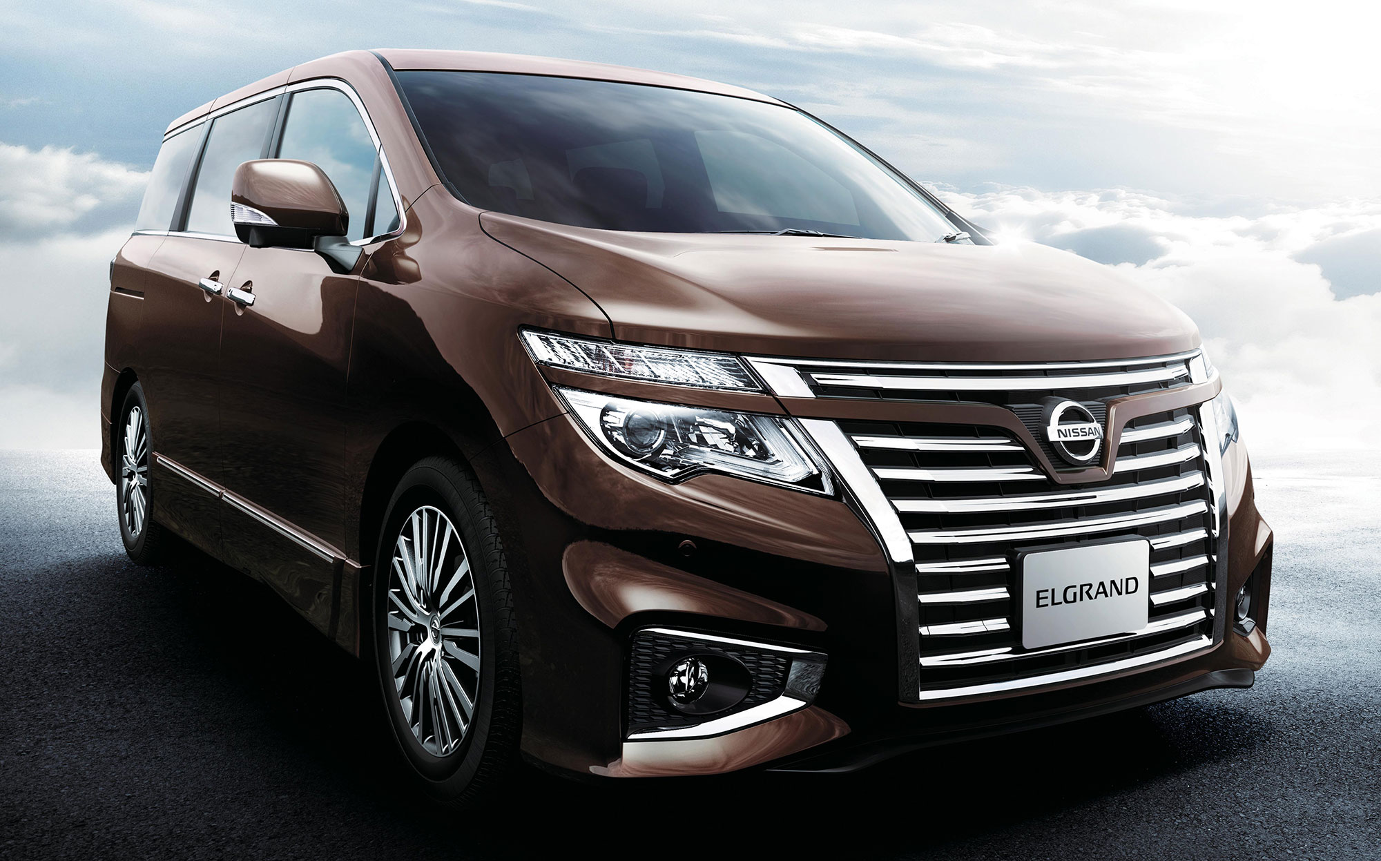 Nissan Elgrand Facelift MPV Now In Malaysia, RM388k Image