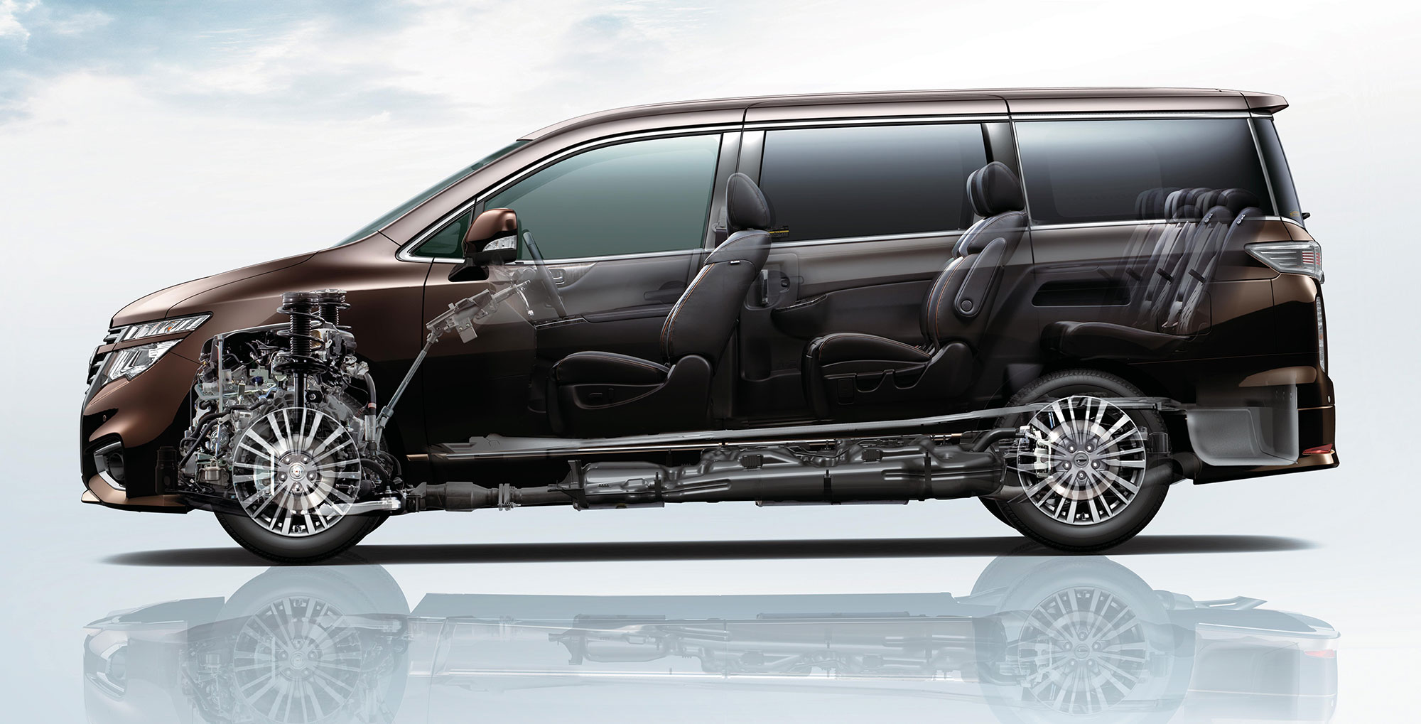 Nissan Elgrand Facelift Mpv Now In Malaysia Rm388k Image