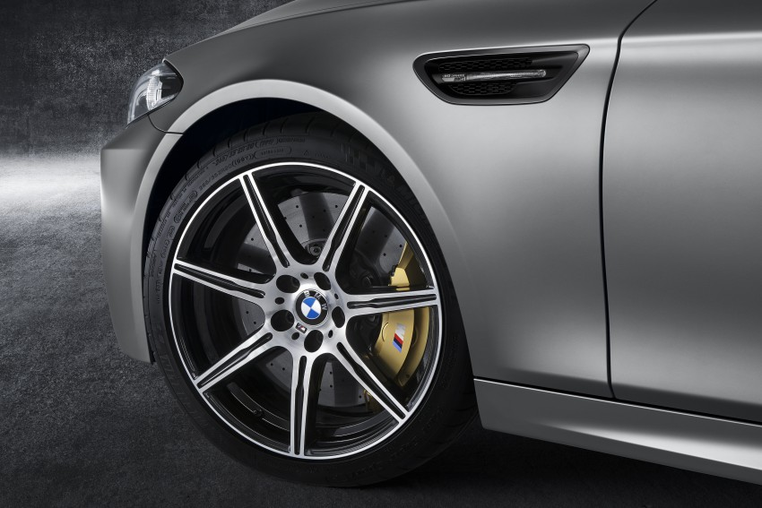 "BMW M5 ""30 Jahre M5"" celebrates 30 years of the M5 Image #246352"
