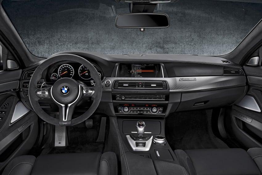 "BMW M5 ""30 Jahre M5"" celebrates 30 years of the M5 Image #246354"
