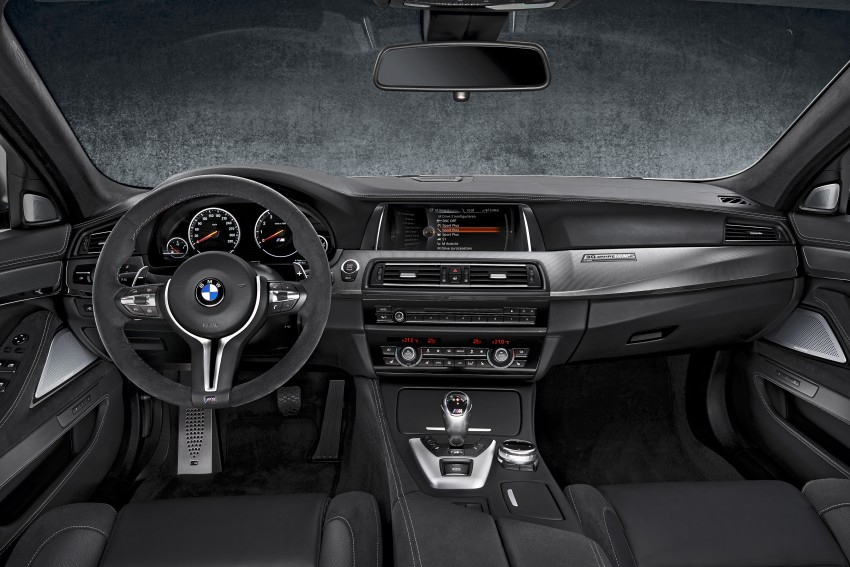 "BMW M5 ""30 Jahre M5"" celebrates 30 years of the M5 Image #246355"