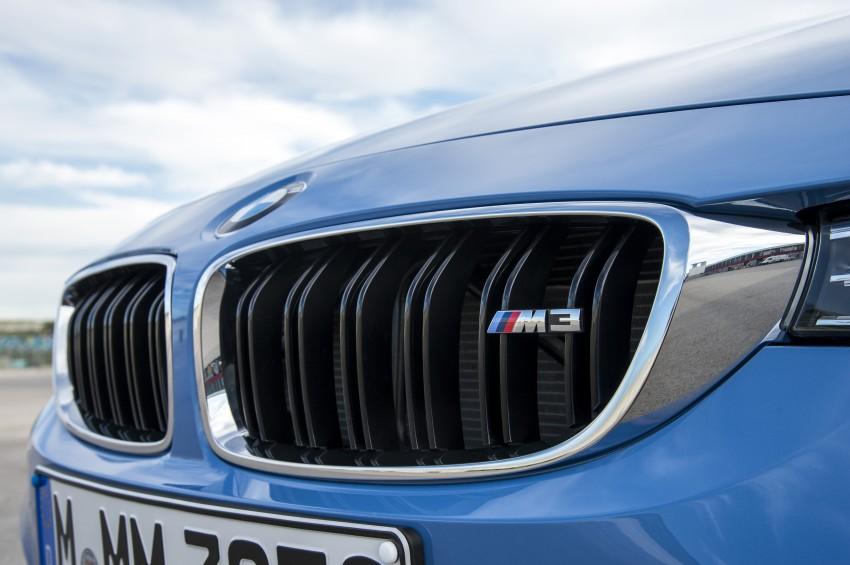 MEGA GALLERY: BMW M3 Sedan and M4 Coupe Image #246975