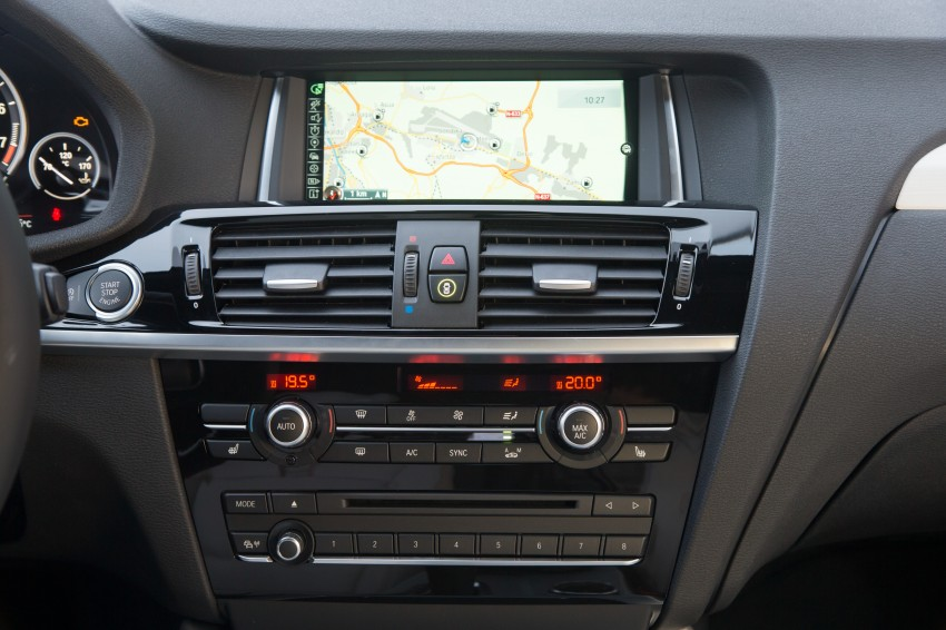 DRIVEN: F26 BMW X4 – the X3 redrawn as a 'coupe' Image #250023