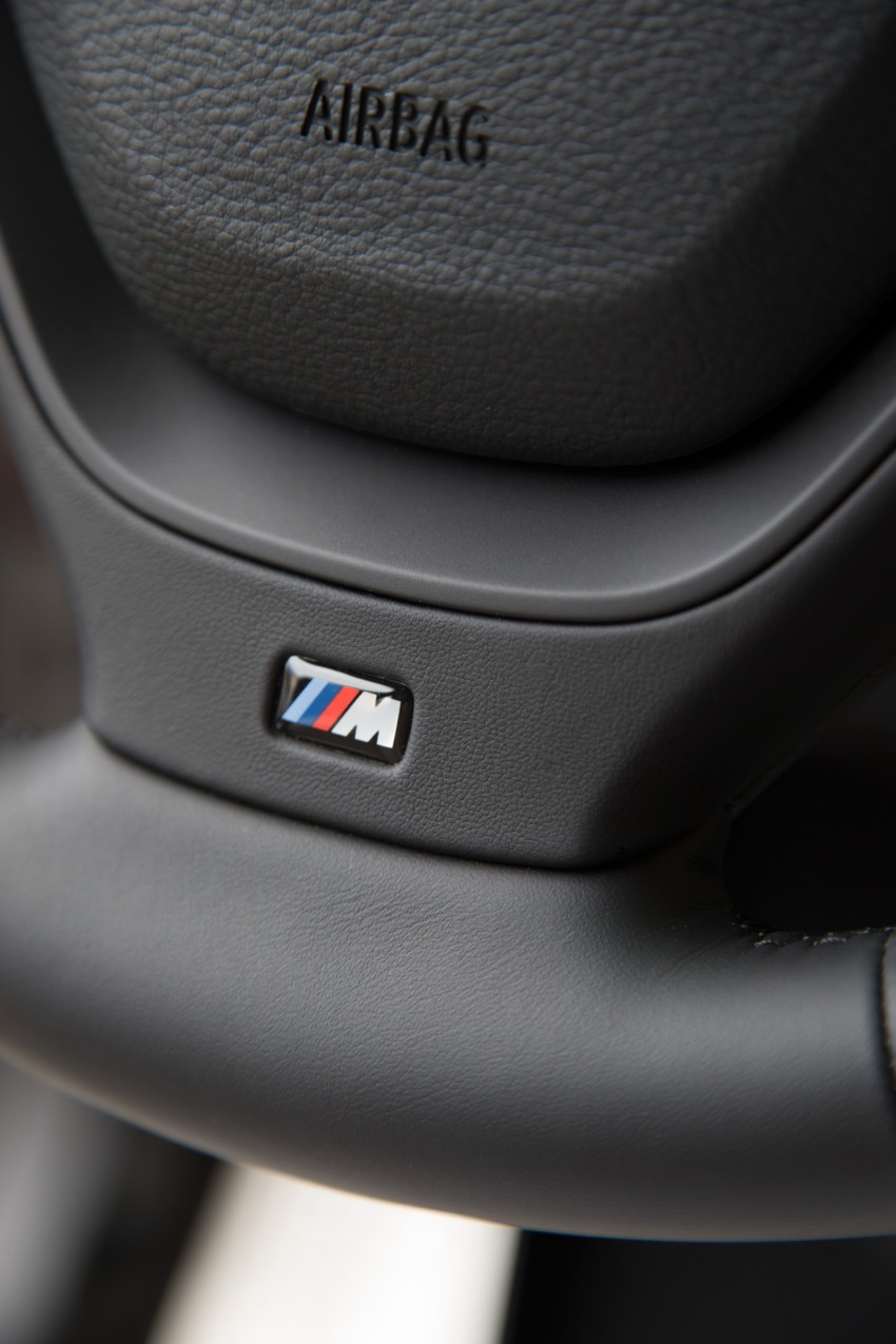 DRIVEN: F26 BMW X4 – the X3 redrawn as a 'coupe' Image #250148