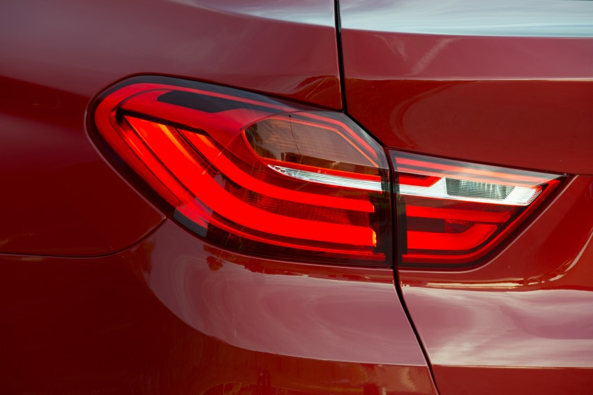 DRIVEN: F26 BMW X4 – the X3 redrawn as a 'coupe' Image #250105