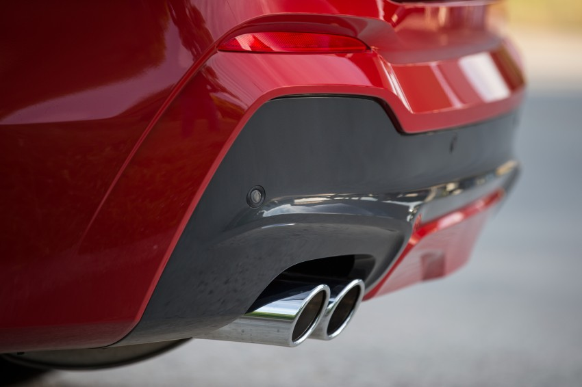 DRIVEN: F26 BMW X4 – the X3 redrawn as a 'coupe' Image #250127