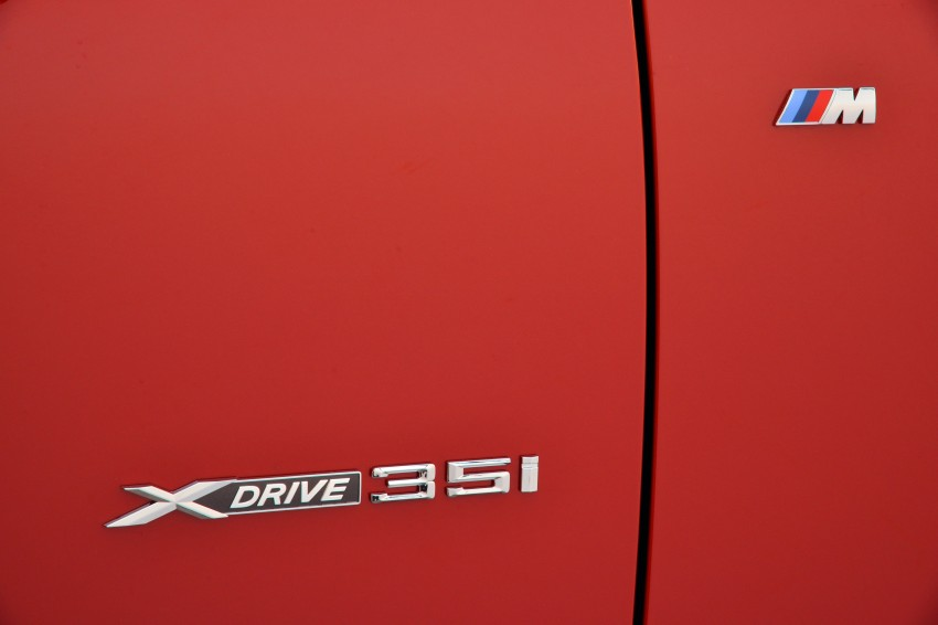 DRIVEN: F26 BMW X4 – the X3 redrawn as a 'coupe' Image #250054