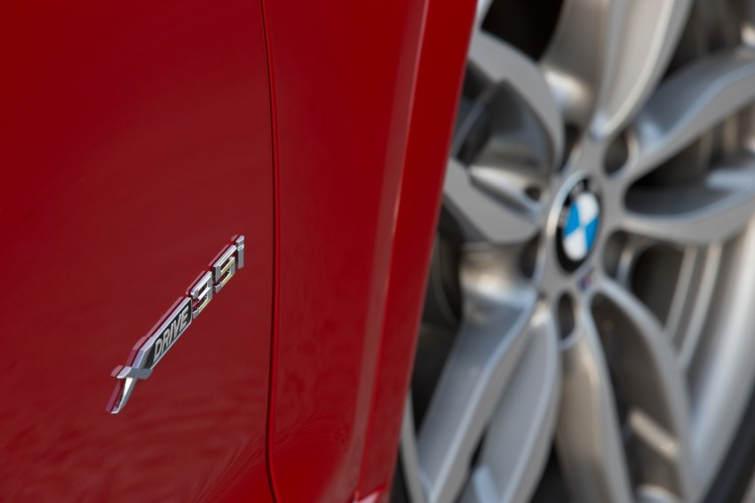 DRIVEN: F26 BMW X4 – the X3 redrawn as a 'coupe' Image #250071