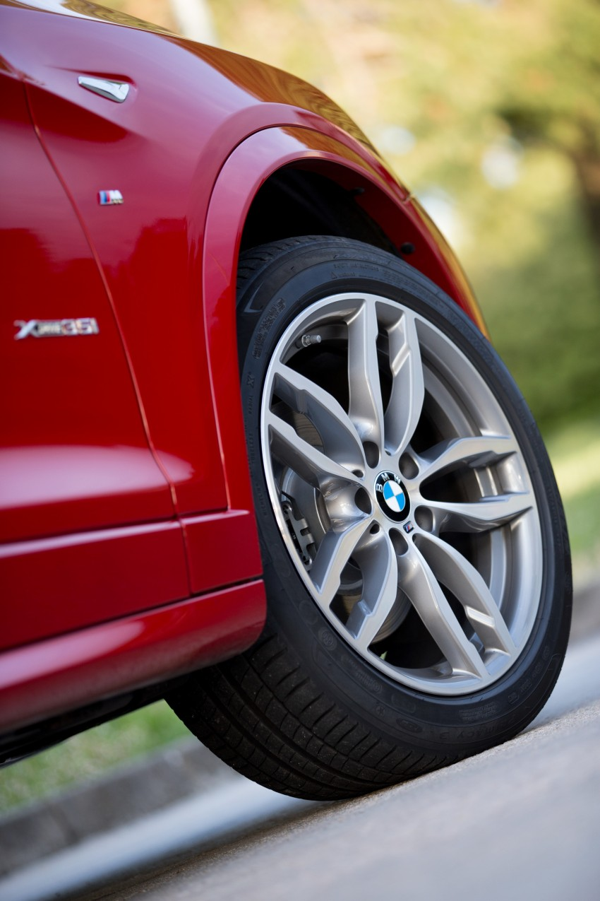 DRIVEN: F26 BMW X4 – the X3 redrawn as a 'coupe' Image #250069