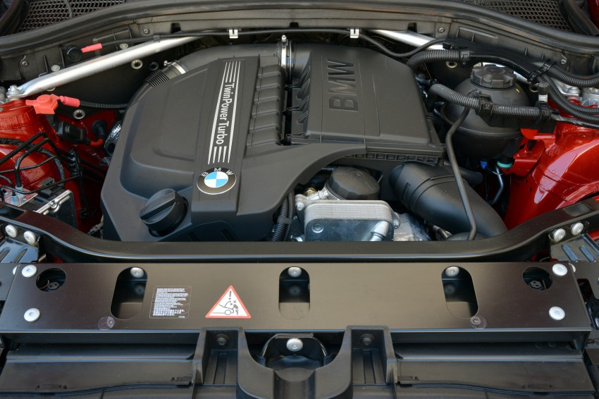DRIVEN: F26 BMW X4 – the X3 redrawn as a 'coupe' Image #250028