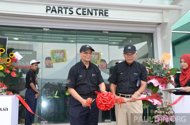 Perodua Parts Centre- 1