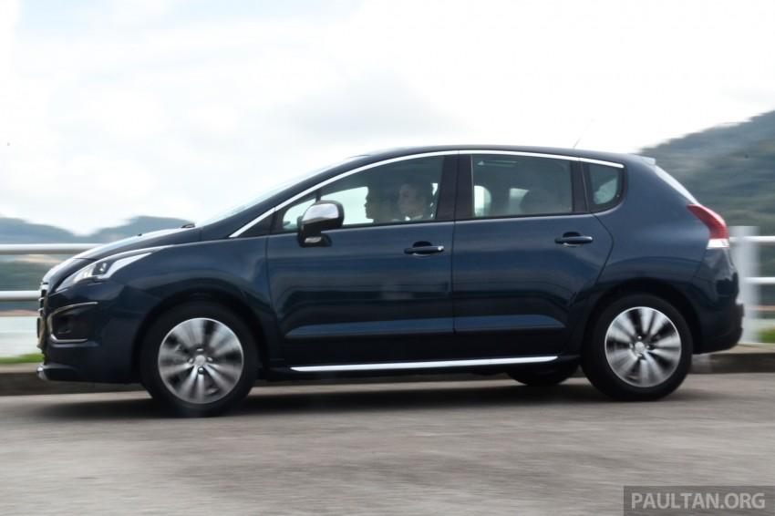 Peugeot 3008 Media Drive 18
