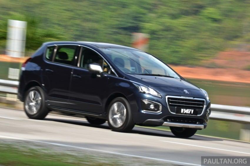 Peugeot 3008 Media Drive 28