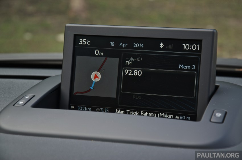 DRIVEN: Peugeot 3008 THP 165 facelift first drive Image #250237