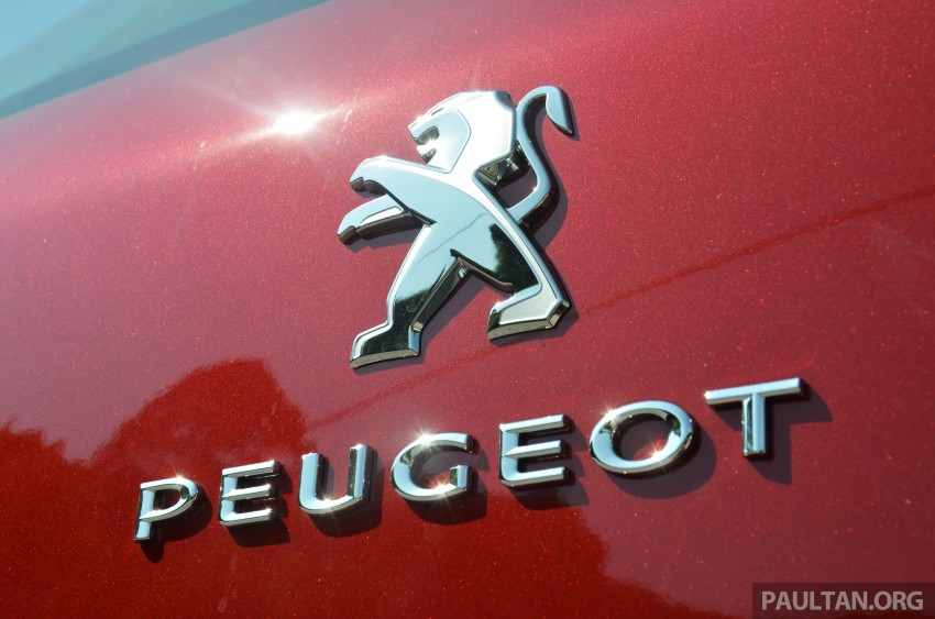 DRIVEN: Peugeot 3008 THP 165 facelift first drive Image #250210