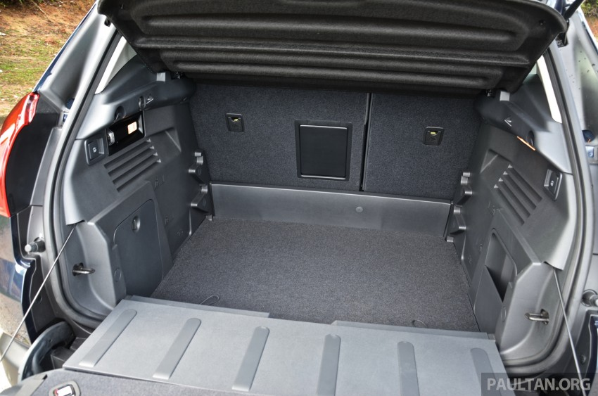 DRIVEN: Peugeot 3008 THP 165 facelift first drive Image #250258