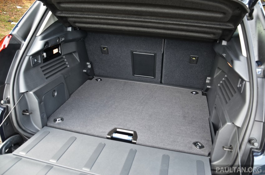 DRIVEN: Peugeot 3008 THP 165 facelift first drive Image #250260