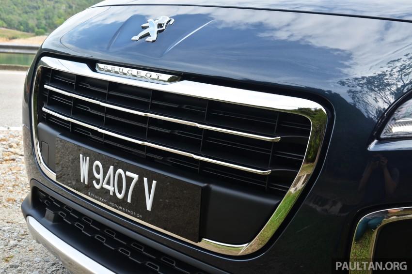Peugeot 3008 Media Drive 61