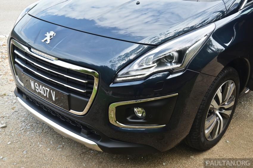 Peugeot 3008 Media Drive 62