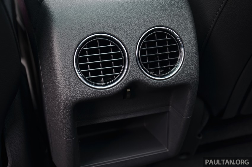 DRIVEN: Peugeot 3008 THP 165 facelift first drive Image #250270
