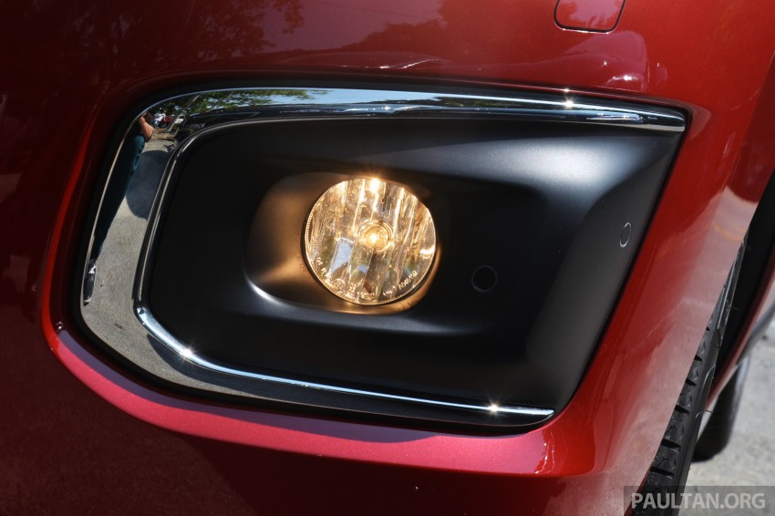 DRIVEN: Peugeot 3008 THP 165 facelift first drive Image #250212