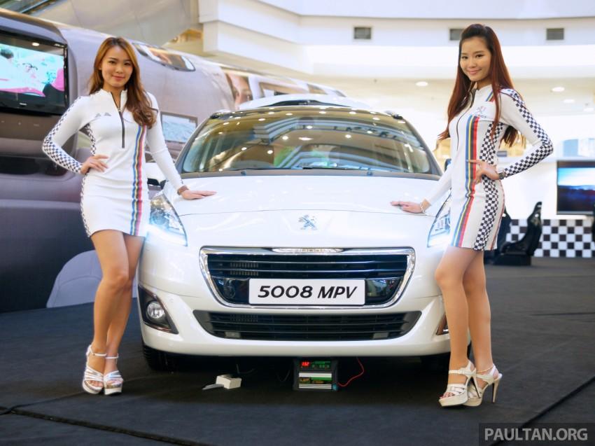 Peugeot 5008 facelift previewed – RM163k estimated Image #247466