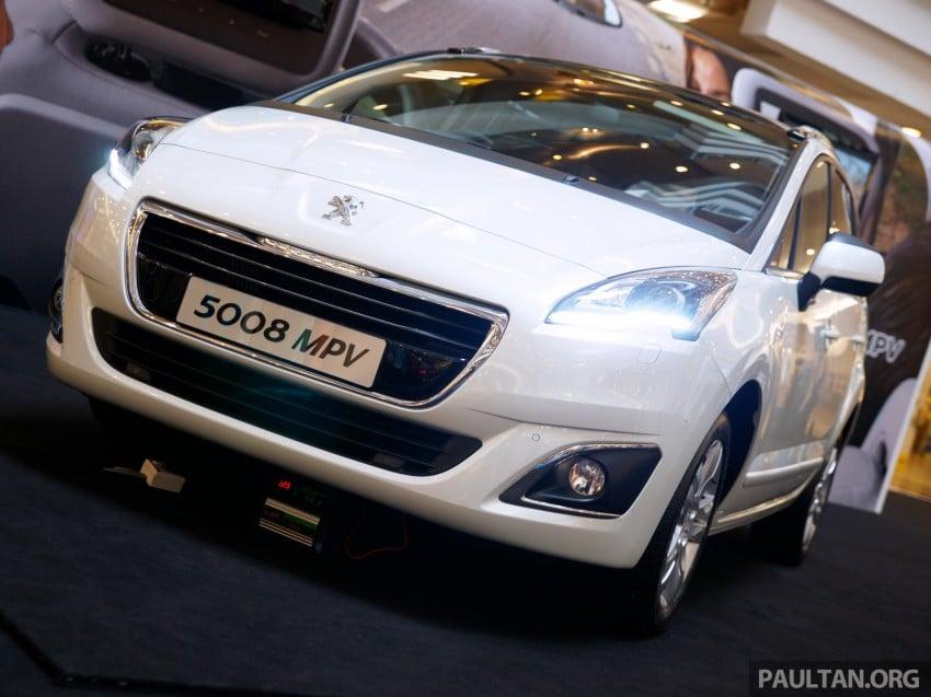 Peugeot 5008 facelift previewed – RM163k estimated Image #247393