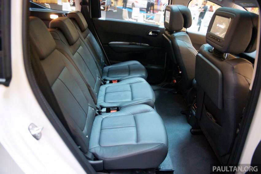 Peugeot 5008 facelift previewed – RM163k estimated Image #247417