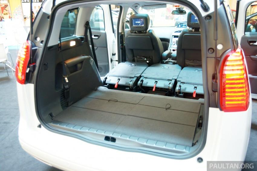 Peugeot 5008 facelift previewed – RM163k estimated Image #247421