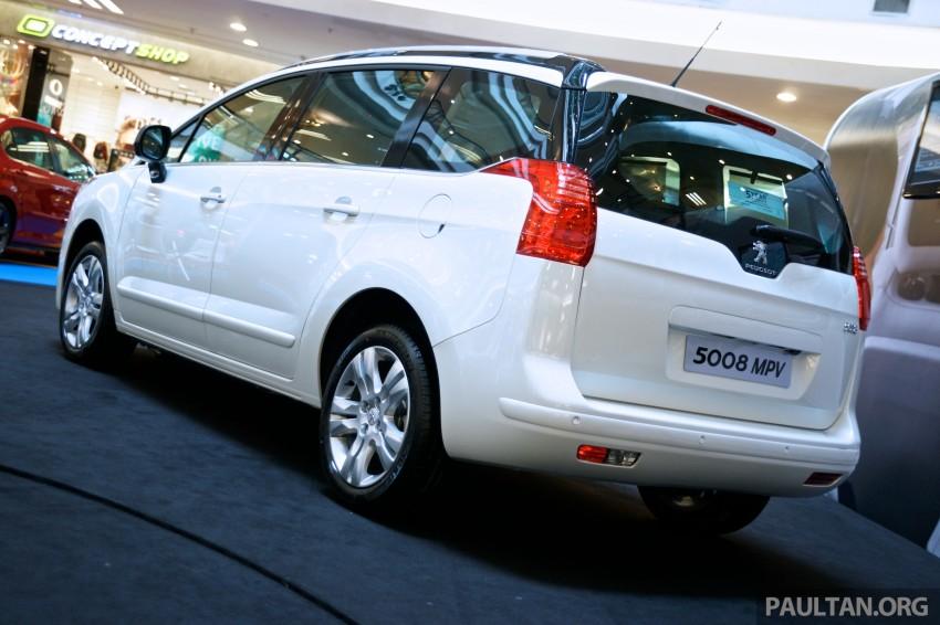 Peugeot 5008 facelift previewed – RM163k estimated Image #247394