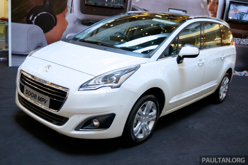 Peugeot 5008 facelift previewed – RM163k estimated Image #247423