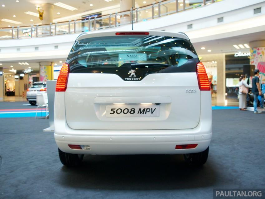 Peugeot 5008 facelift previewed – RM163k estimated Image #247430
