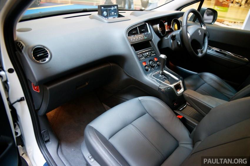 Peugeot 5008 facelift previewed – RM163k estimated Image #247395