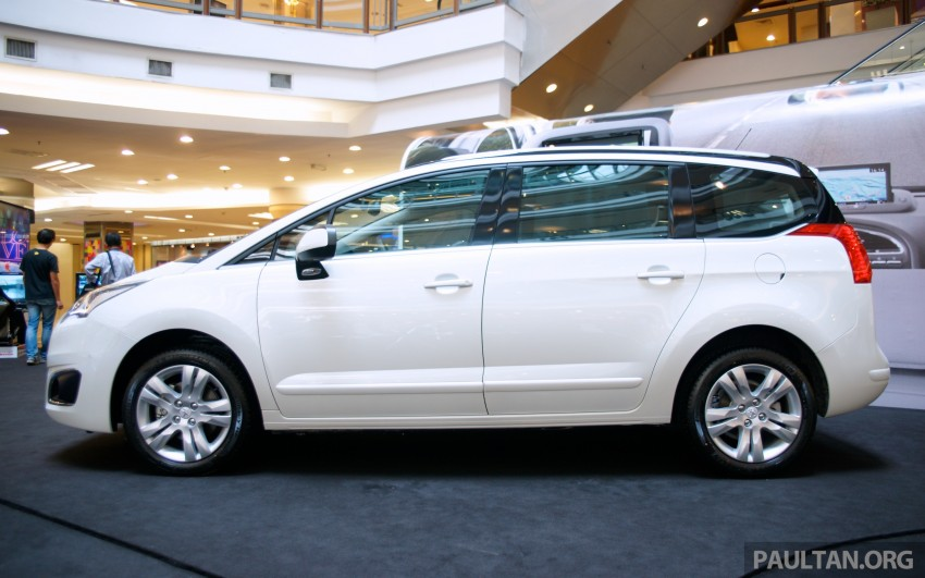 Peugeot 5008 facelift previewed – RM163k estimated Image #247433