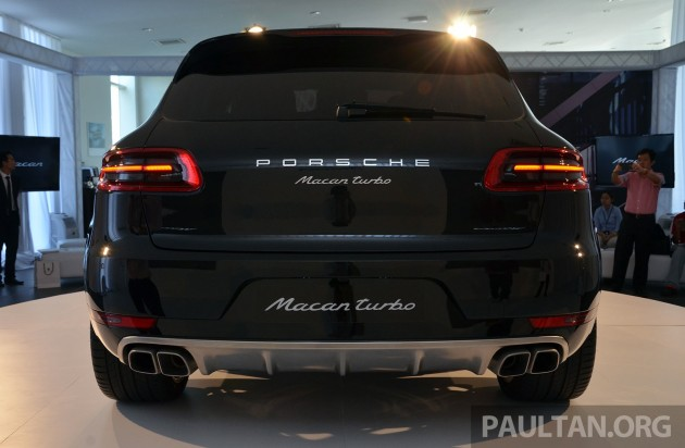 Porsche Macan Preview- 17