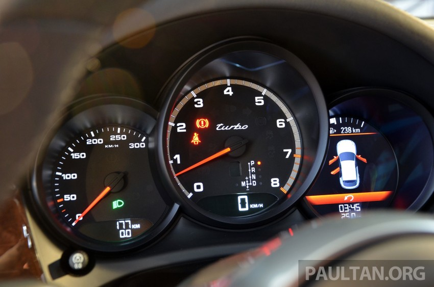 Porsche Macan previewed in Malaysia – four variants including 4-cylinder turbo, launching in Q4 2014 Image #246422