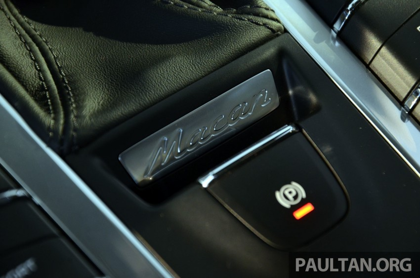 Porsche Macan previewed in Malaysia – four variants including 4-cylinder turbo, launching in Q4 2014 Image #246427