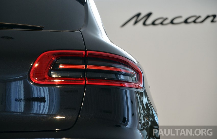 Porsche Macan previewed in Malaysia – four variants including 4-cylinder turbo, launching in Q4 2014 Image #246407