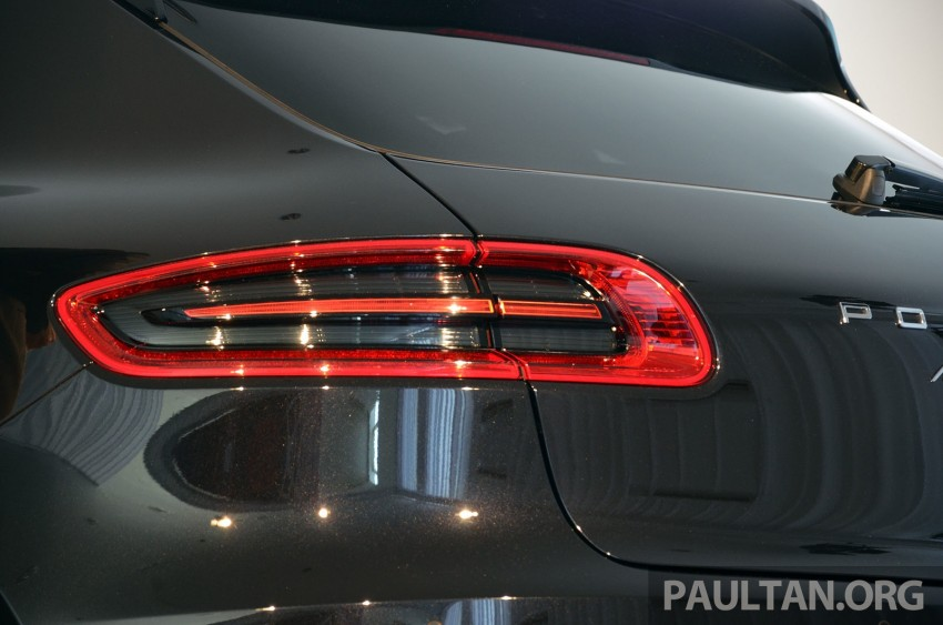 Porsche Macan previewed in Malaysia – four variants including 4-cylinder turbo, launching in Q4 2014 Image #246409