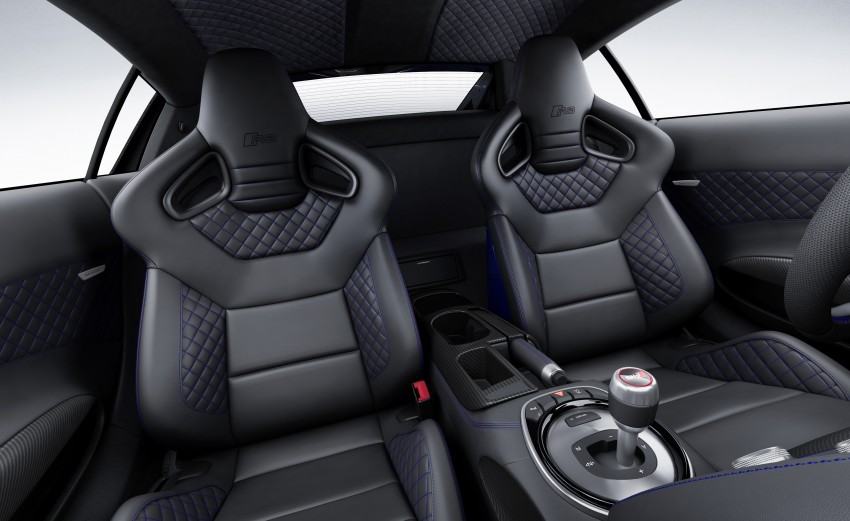 Audi R8 LMX: 570 PS beast to be first with laser lights Image #246852