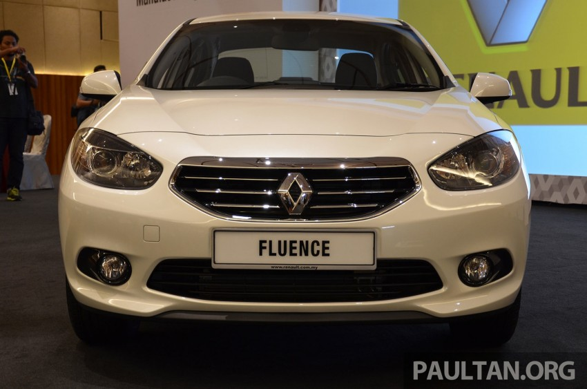 Renault Fluence 2.0 unveiled in Malaysia – RM115k Image #248966