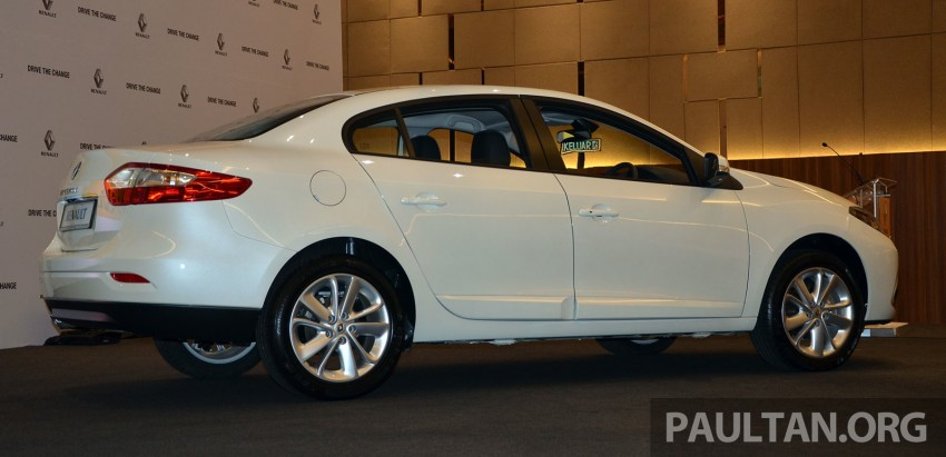 Renault Fluence 2.0 unveiled in Malaysia – RM115k Image #248967