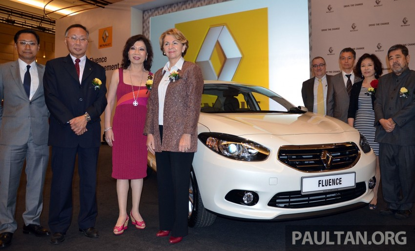 Renault Fluence 2.0 unveiled in Malaysia – RM115k Image #248976