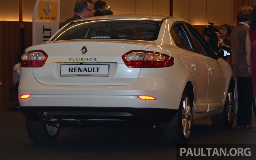 Renault Fluence 2.0 unveiled in Malaysia – RM115k Image #248977