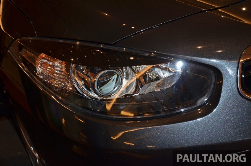 Renault Fluence 2.0 unveiled in Malaysia – RM115k Image #248978